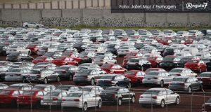 Sigue tendencia a la baja en VW, cae producción 10.9% y exportación 4.6%
