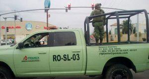 Banck exige a Pemex resguardar ductos en la ciudad de Puebla