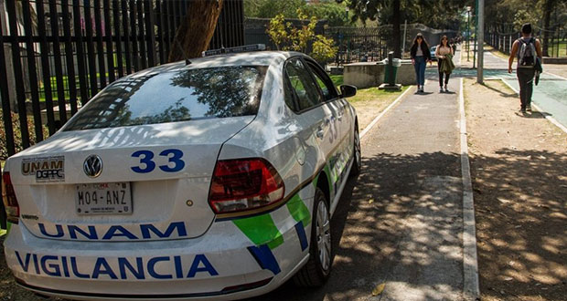UNAM suspende a coordinador de vigilancia y acepta peticiones de CCH