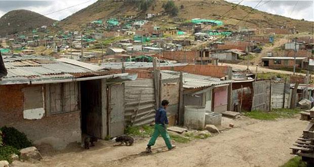 Colombia, país que más tiempo tardaría en reducir brecha de pobreza