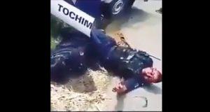 Sin dar ayuda, graban y se burlan de policías heridos en Tochimilco