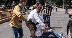 CNDH indagará probable detención arbitraria de 2 por ataque en UNAM
