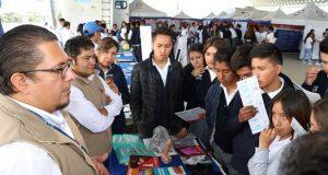 SS y SEP fomentan autocuidado a adolescentes de San Andrés Cholula