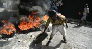 Haití: en medio de la corrupción y protesta
