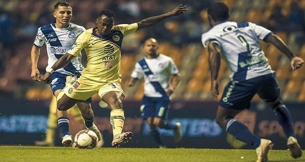 Perjudicado por el arbitraje, Puebla pierde 3-2 ante América