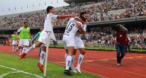 Lobos BUAP cae 2-4 ante Pumas UNAM; es la 5ª derrota seguida