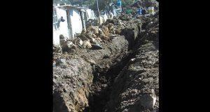 Ampliarán red de drenaje en colonia Tlanesse de Puebla capital