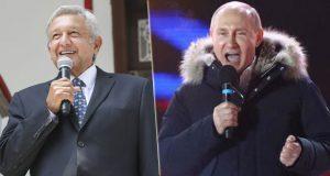 Reunión entre AMLO y Putin sería el 1 de diciembre o después: Ebrard
