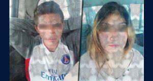 Rescatan de linchamiento a presunto ladrón y pareja en Acatzingo