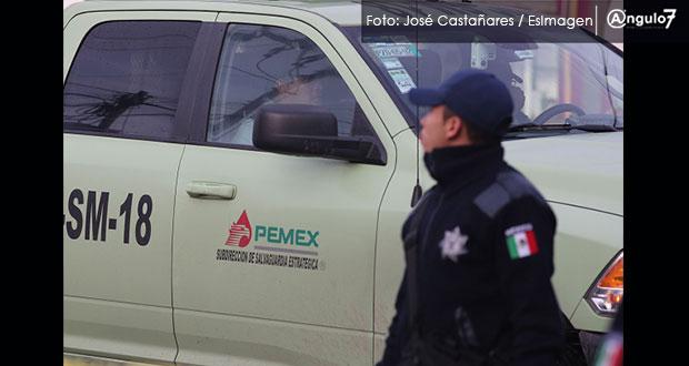Acepta Gámez que hay bandas dedicas al robo de combustible en la capital