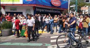 Reportan sismos de magnitud 2.2, 1.8 y 1.5 en Ciudad de México