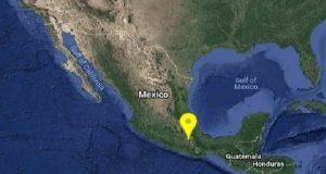Despiertan en Acatlán con sismo de 4 grados