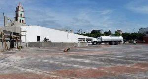 Reportan casi listo teatro al aire libre de Atencingo, en Chietla