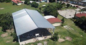 Antorcha inaugura techado de escuela primaria rural en Huaquechula
