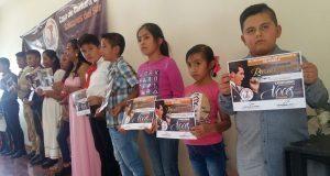 Tehuacán destaca en eliminatorias estatales de declamación y canto