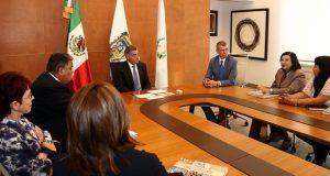 Puebla fortalece lazos de cooperación comercial con Guatemala
