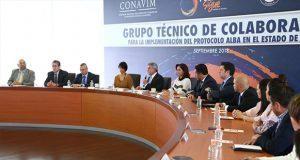 Instalan Protocolo Alba en Puebla para búsqueda de desaparecidas