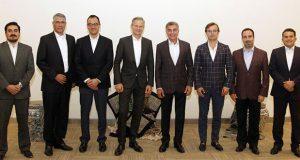 Gali y presidente de consejo de VW sostienen reunión