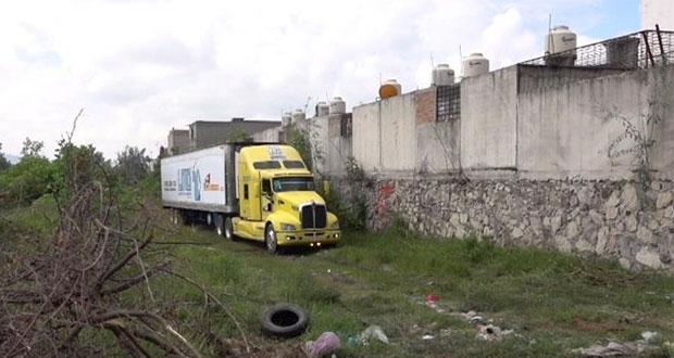 CNDH urge investigar caso de 157 cuerpos dentro de tráiler en Jalisco