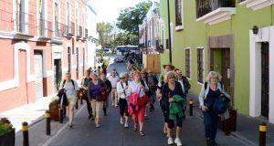 En administración de Gali, derrama económica de 23,769 mdp en turismo