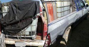 Sedena y SSP aseguran 9 vehículos en San Martín y Chignahuapan