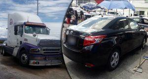 SSP recupera 6 vehículos y 2 mil litros de gasolina en 3 municipios