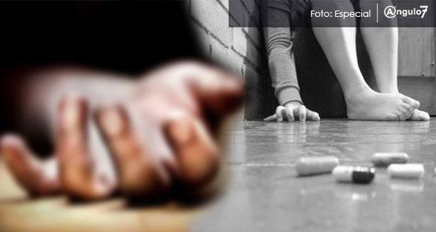Durante 2016, Puebla tuvo la quinta menor tasa de suicidio: Inegi