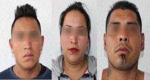 Detienen a 3 implicados en homicidio de hombre hallado en el Atoyac