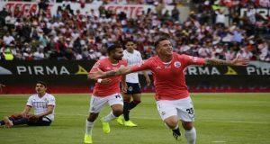 Lobos BUAP abandona el fondo de la Cociente al empatar ante Chivas
