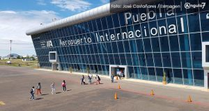 Es momento de analizar reubicar aeropuerto de Puebla: CCE