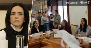 Arely Sánchez planta otra vez a diputados que piden cuentas de sector salud
