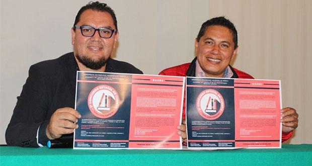 Lanzan segundo concurso estatal de cuento de prepa de la BUAP