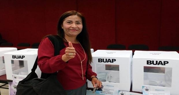 En BUAP, realizan elecciones para Consejos de Unidad Académica
