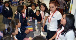 Con talleres, BUAP participa en encuentro de divulgación científica