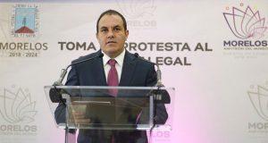 Blanco llega a gobierno de Morelos con 3 examericanistas en gabinete