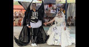 Con festival, celebran Día de Muertos en el penal de San Miguel
