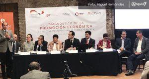 ZM Puebla-Tlaxcala requiere política económica para generar valor agregado