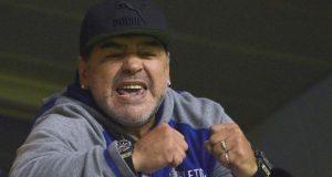Maradona se ausenta de entrenamiento con Dorados por ir a terapia