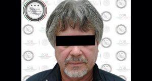 Cae en AICM fichado por interpol; lo entregan a Fiscalía de Sinaloa