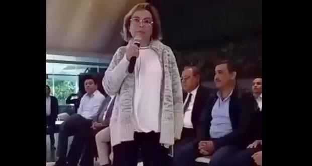 Elba Esther advierte que buscará recuperar la presidencia del SNTE
