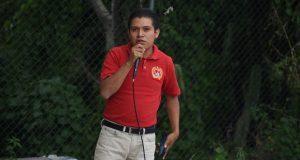 Con inversión de 2 mdp, Antorcha electrifica en Huehuetlán El Grande