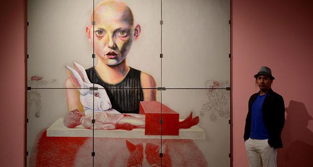 Exposición de artistas mexicanos contemporáneos en Museo del Tec