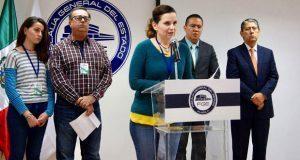 Papás del estudiante oaxaqueño asesinado en Puebla reconocen a la FGE