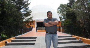 Astrofísico de Inaoe estudia materia oscura en galaxias lejanas