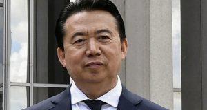 Reportan desaparición del presidente de la Interpol
