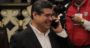 Recorte de gastos en PRI afectará comité de Puebla: Casique