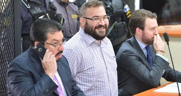 """Caso contra mí fue """"espectáculo mediático"""" de PGR: Javier Duarte"""