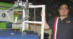 En Abu Dabi, alumno de UNAM competirá con robot que detecta cáncer
