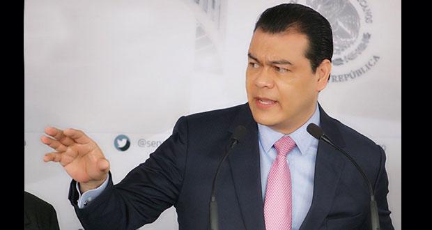 Zepeda se destapa para presidir CEN del PRD por acuerdo de unidad