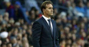 Real Madrid anuncia la destitución de Julen Lopetegui